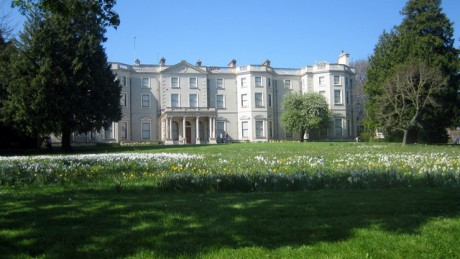 The Animal Welfare Conference is taking place in Farmleigh House in Phoenix Park, Dublin